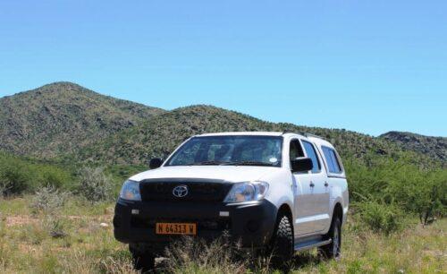 Toyota Hilux Double Cab 4x4 (Group G Plain)