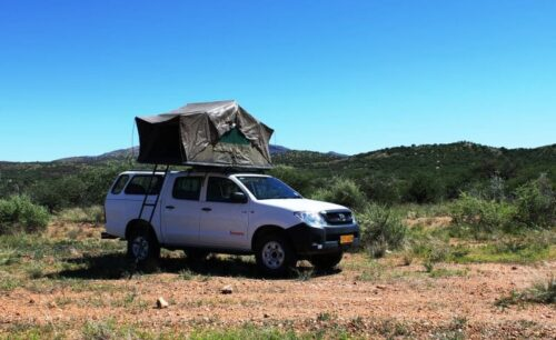 Toyota Hilux (Group GD-1 Camping for 2 Pax)
