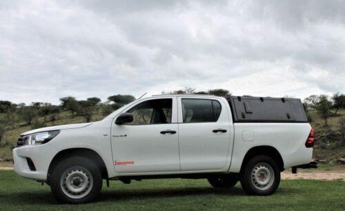 Toyota Hilux (Group GSX Plain)