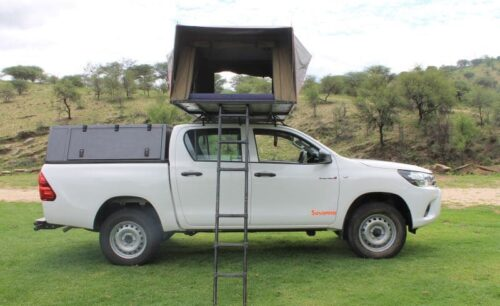Toyota Hilux (Group GSXA-1 Camping for 2 Pax)