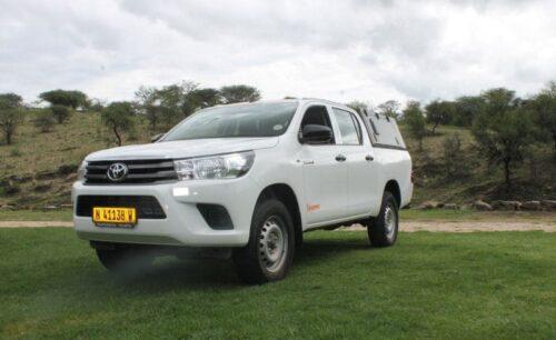 Toyota Hilux (Group GSXA Plain)