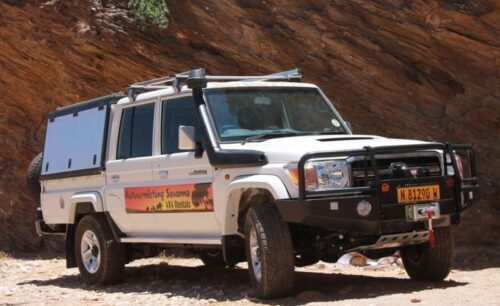 Toyota Landcruiser Double Cab V8 (Group LC - Expedition Model - Plain)